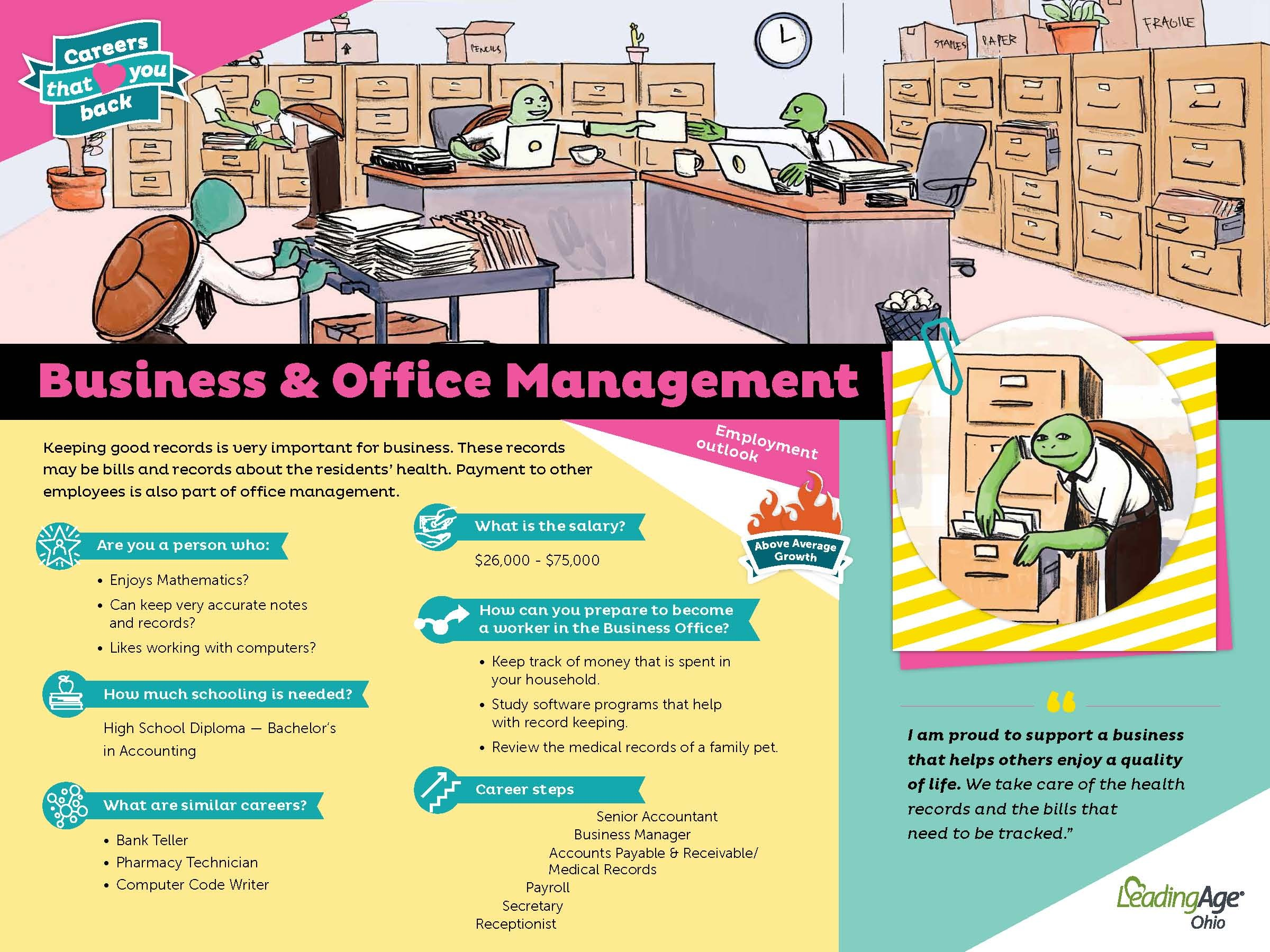 Business & Office Management